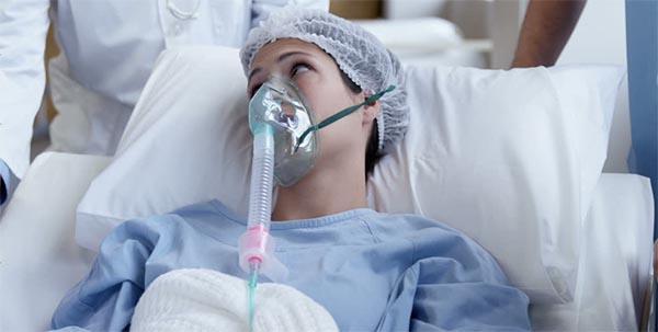 Dificultad respiratoria disnea