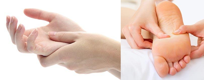 Hormigueo en el pulgar derecho - Medicina -