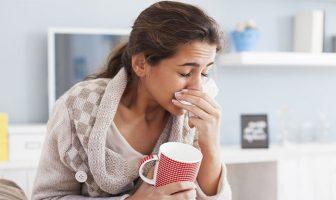 Cómo diferenciar la gripe de un resfriado común