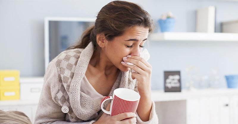 Cómo diferenciar la gripe de un simple resfriado?