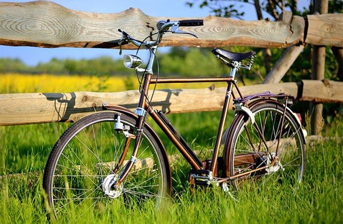 Utilizar la bici