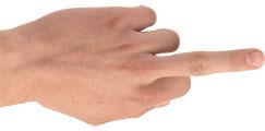 Dedo medio