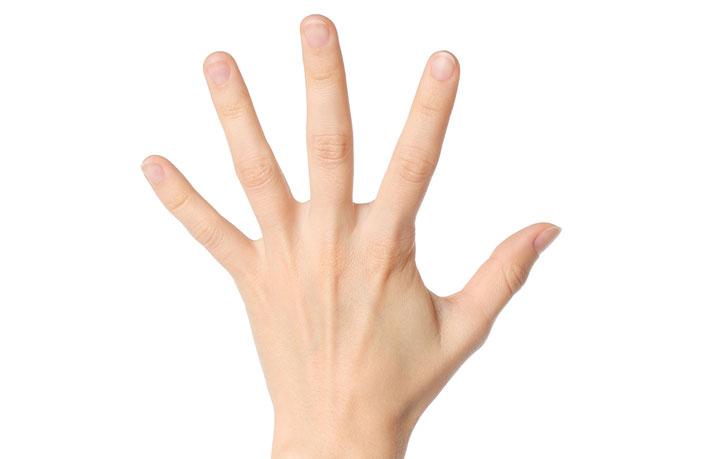 Nombre De Los Dedos De La Mano Y Su Significado Tusintomacom